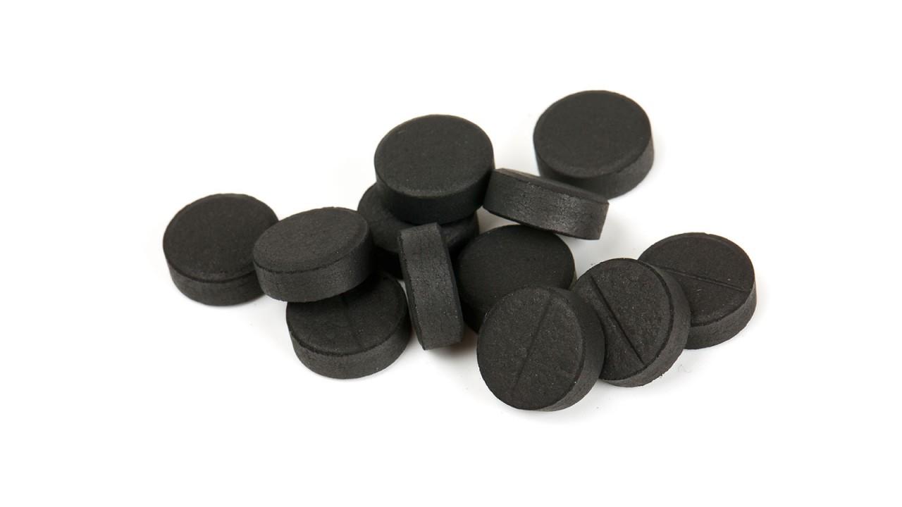 Диета-уголь