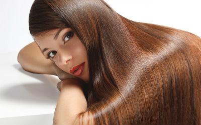 восстановить, блеск, волос