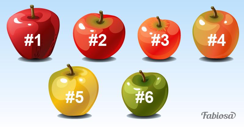 Выберите-яблоко