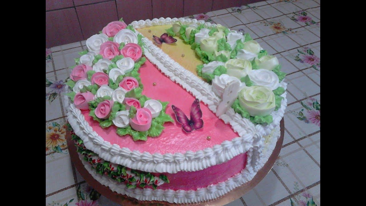 Тортик для близняшек