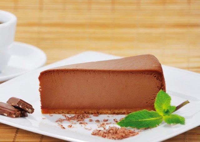 Шоколадный-чизкейк-shokoladni-chizkeik
