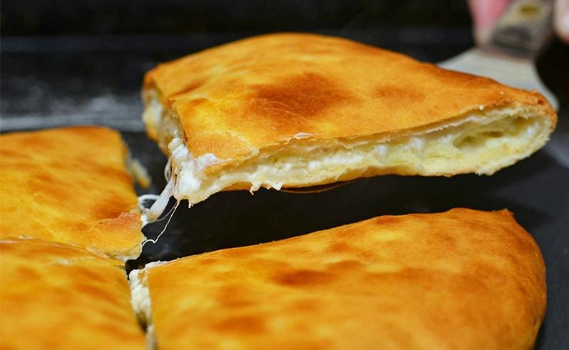 Khachapuri - georgian recipe